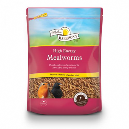 Harrisons Dry Mealworm 500g